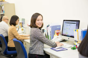 Internship in Japan Office 1