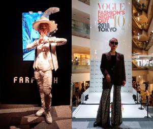 Some Alternative Fashion Styles in Tokyo