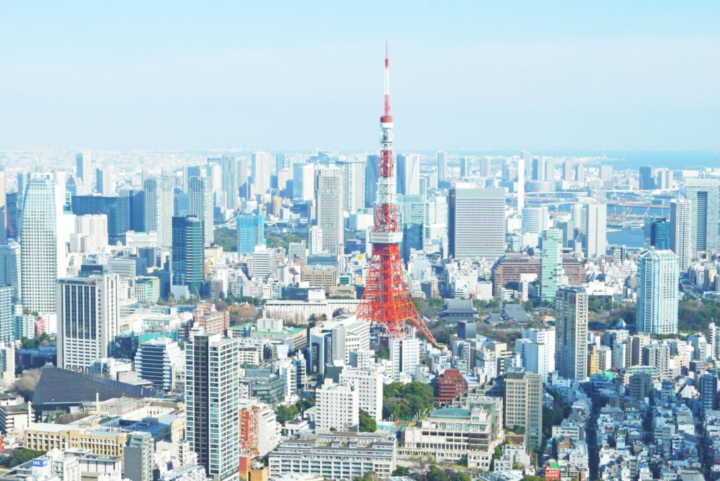 Internship in Japan Tokyo