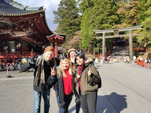 Internship in Japan Field Trip 5