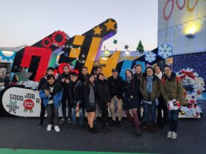 Internship in Japan Field Trip 6