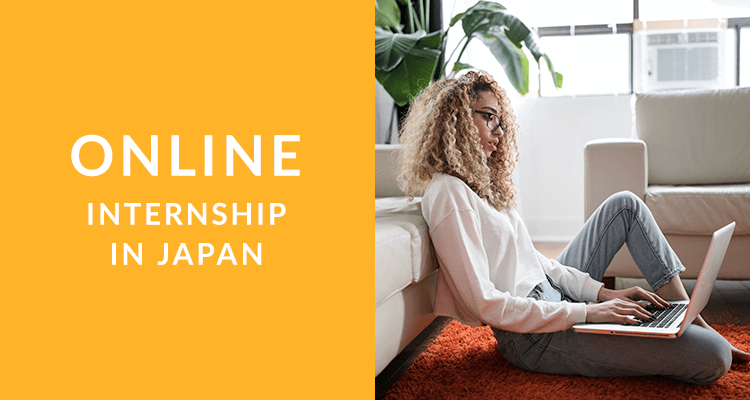 Online Internship in Japan Program