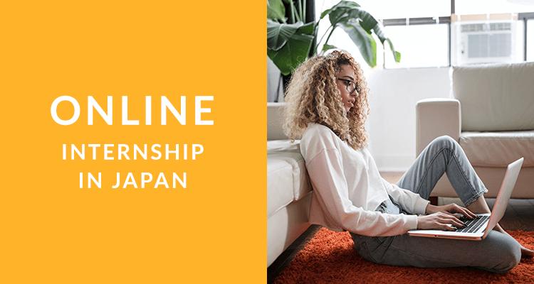 Online Internship in Japan Program